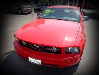 2006 Ford Mustang Deluxe Coupe Chico, CA 6