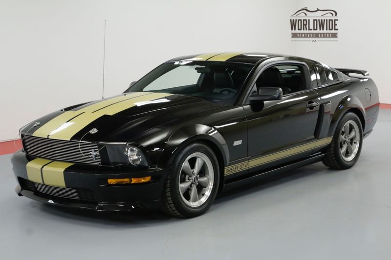 2006 Ford MUSTANG 40TH ANNIVERSARY SHELBY HERTZ GT-H | Denver, CO | Worldwide Vintage Autos