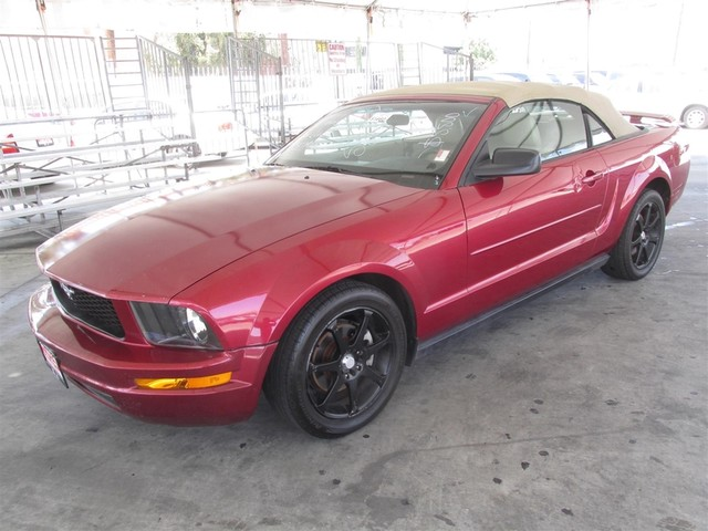 2006 Ford Mustang Standard This particular vehicle has a SALVAGE title Please call or email to ch