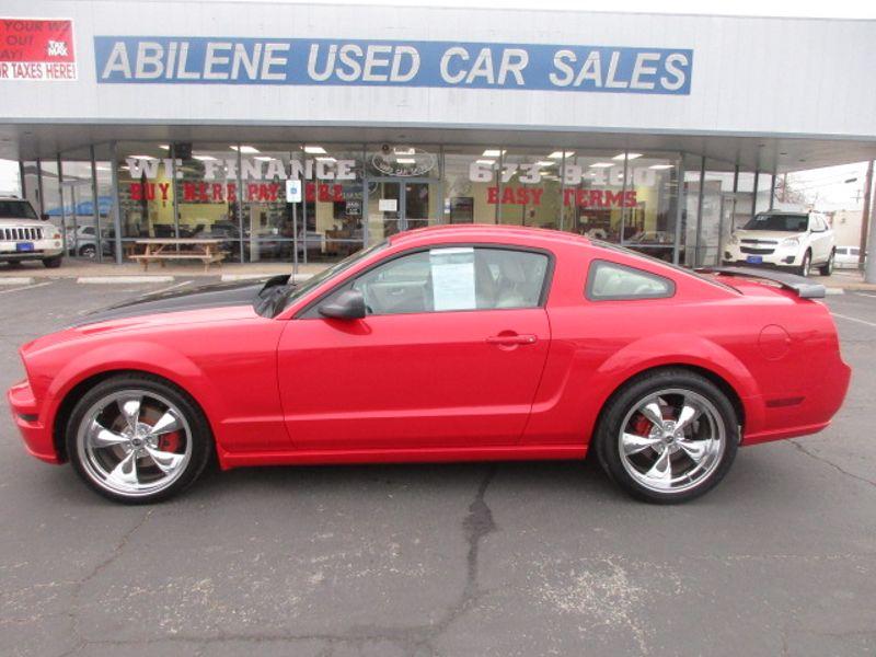 2006 Ford MUSTANG GT Abilene TX Abilene Used Car Sales