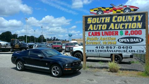 2006 Ford MUSTANG  in Harwood, MD