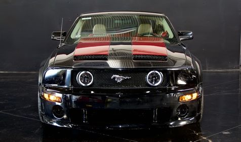 2006 Ford Mustang GT DELUXE ROUSH SUPERCHARGED | Milpitas, California | NBS Auto Showroom in Milpitas, California