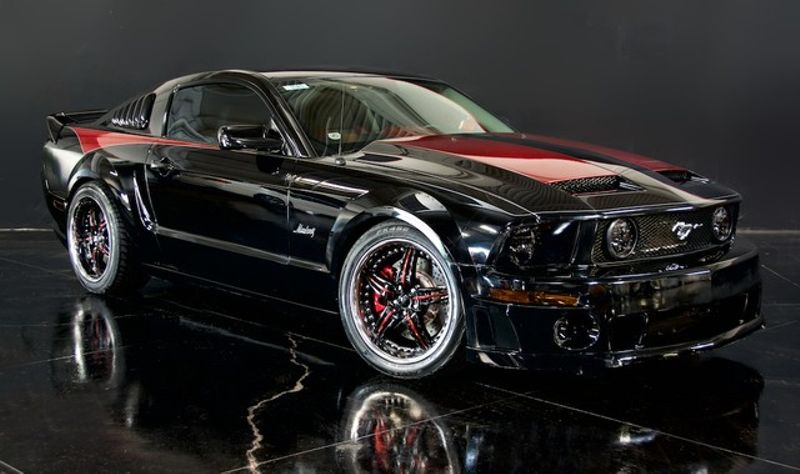 2006 Ford Mustang GT DELUXE ROUSH SUPERCHARGED | Milpitas, California | NBS Auto Showroom