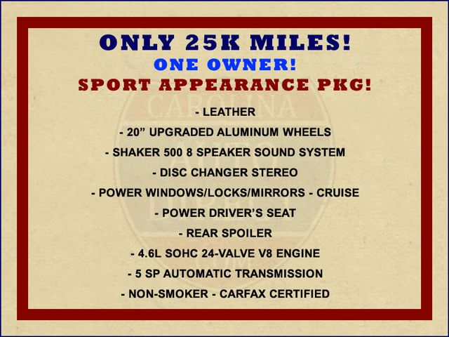 2006 Ford Mustang GT Premium - SPORT APPEARANCE PKG Mooresville , NC 1