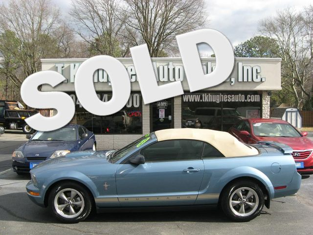 2006 Ford Mustang Deluxe Richmond, Virginia 0
