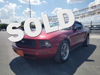 2006 Ford Mustang V6 Deluxe Coupe San Antonio, TX