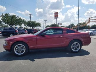 2006 Ford Mustang V6 Deluxe Coupe San Antonio, TX 8