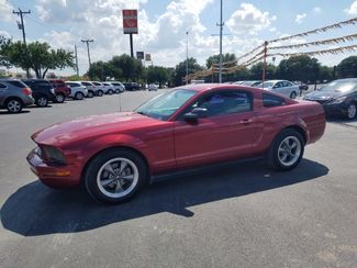 2006 Ford Mustang V6 Deluxe Coupe San Antonio, TX 9