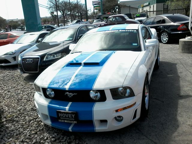 2006 Ford Mustang Shelby 500 Tribute GT Deluxe San Antonio, Texas 1