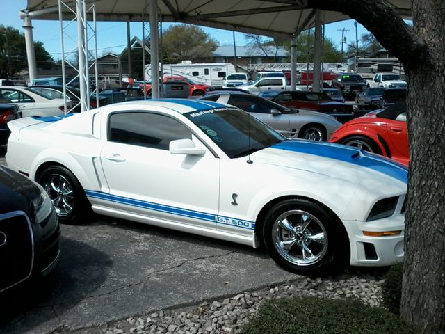 2006 Ford Mustang Shelby 500 Tribute GT Deluxe San Antonio, Texas 3