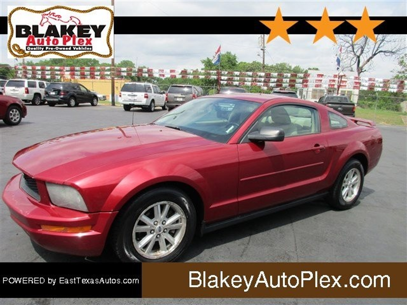 2006 Ford Mustang @price   Bossier City, LA   Blakey Auto Plex