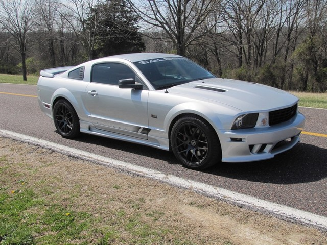 2006 Ford Mustang Saleen St. Louis, Missouri 0
