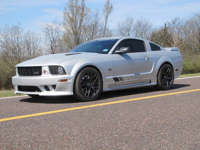 2006 Ford Mustang Saleen St. Louis, Missouri 13