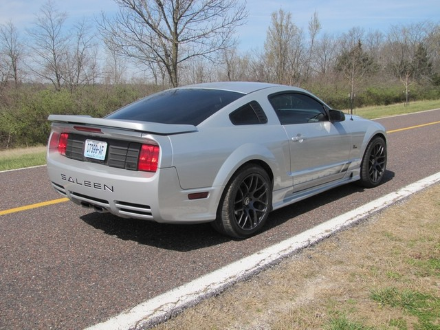 2006 Ford Mustang Saleen St. Louis, Missouri 2