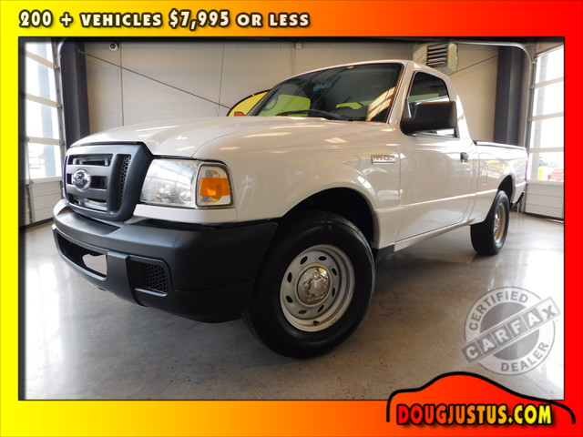 2006 Ford Ranger XL  city TN  Doug Justus Auto Center Inc  in Airport Motor Mile ( Metro Knoxville ), TN