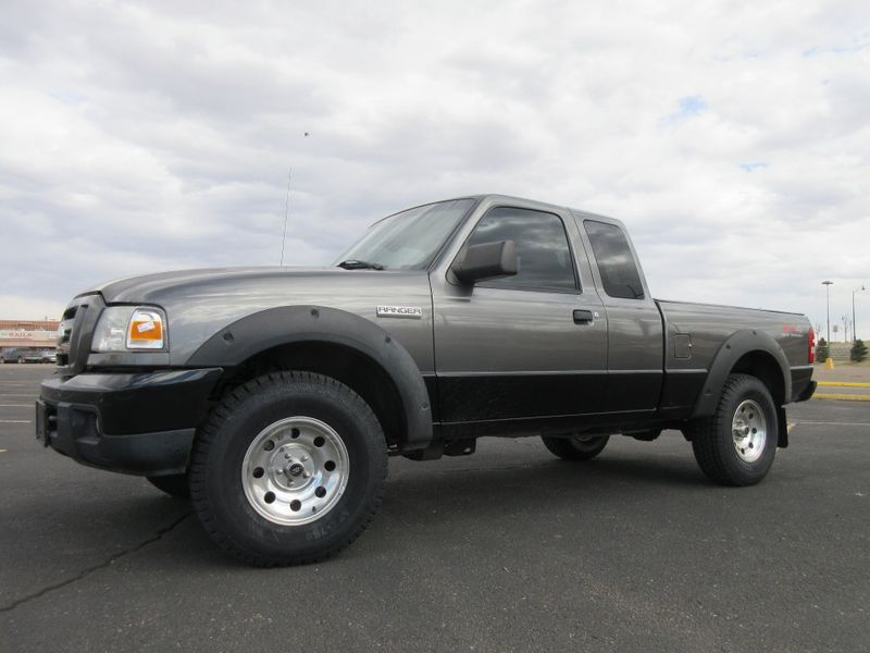 2006 Ford Ranger XLT Supercab 4X4  Fultons Used Cars Inc  in , Colorado