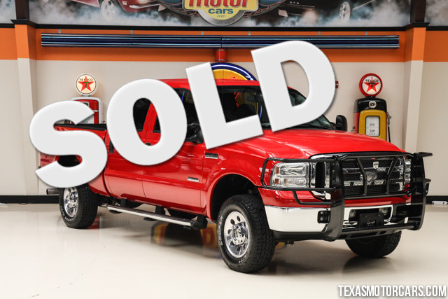 2006 Ford Super Duty F-250 XLT This 2006 Ford Super Duty F-250 XLT is in great shape with only 105