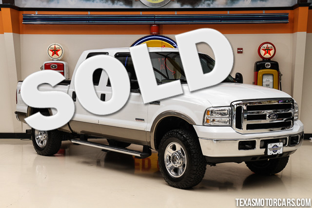 2006 Ford Super Duty F-250 Lariat This Carfax 1-Owner 2006 Ford Super Duty F-250 Lariat is in grea