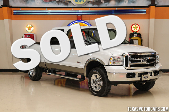 2006 Ford Super Duty F-250 Lariat This Carfax 1-Owner 2006 Ford Super Duty F-150 Lariat is in grea