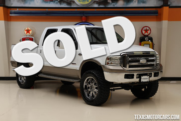 2006 Ford Super Duty F-250 King Ranch in Addison,