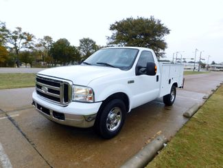 2006 Ford Super Duty F-250 ,SERVICE UTILITY-XLT Irving, Texas 1