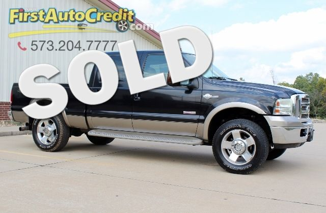 2006 Ford Super Duty F-250 King Ranch   Jackson , MO   First Auto Credit in Jackson  MO
