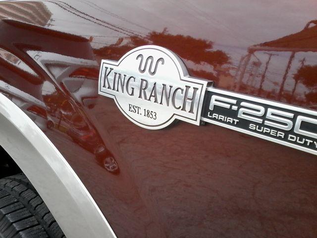 2006 Ford Super Duty F-250 King Ranch San Antonio, Texas 9