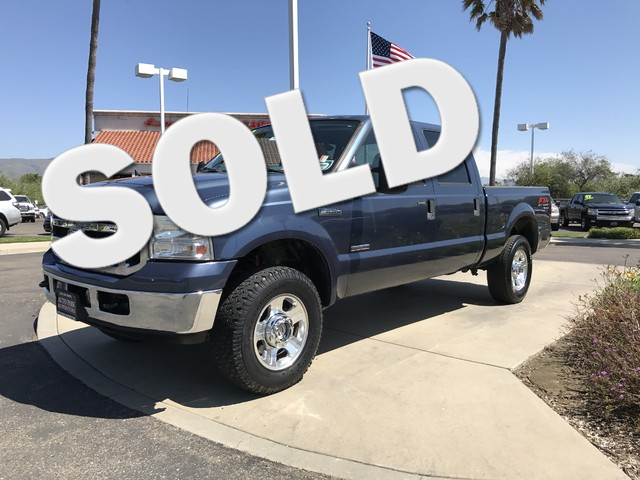 2006 Ford Super Duty F-250 Lariat This is a 2006 Ford F250 Blue Exterior Tan Leather Interior 6