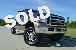 2006 Ford Super Duty F-250 King Ranch Walker, Louisiana