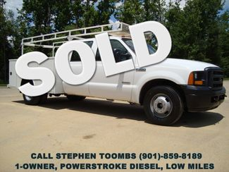 2006 Ford Super Duty F-350 DRW 1-OWNER, POWERSTROKE DIESEL, LOW MILES in  Tennessee