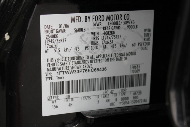 2006 Ford Super Duty F-350 DRW Lariat Mooresville , NC 11