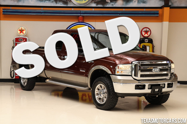 2006 Ford Super Duty F-350 King Ranch This Clean Carfax 2006 Ford Super Duty F-350 SRW King Ranch