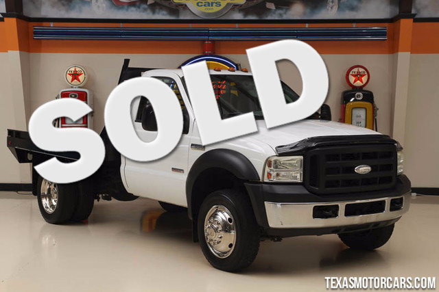 2006 Ford Super Duty F-550 XL 4x4 This 2006 Ford Super Duty F-550 DRW XL 4x4 is in great shape wit
