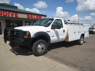 2006 Ford Super Duty F-550 DRW in Glendive, MT