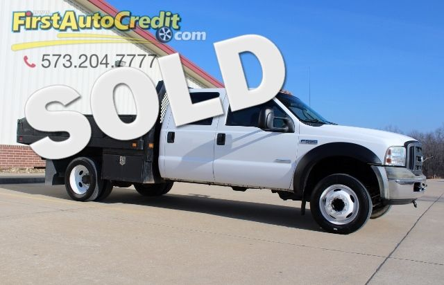 2006 Ford Super Duty F-550 DRW XL | Jackson , MO | First Auto Credit in Jackson  MO