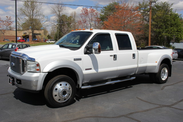 2006 Ford Super Duty F-550 DRW Lariat-BULLET-PROOFED-4X4 Mooresville , NC 2