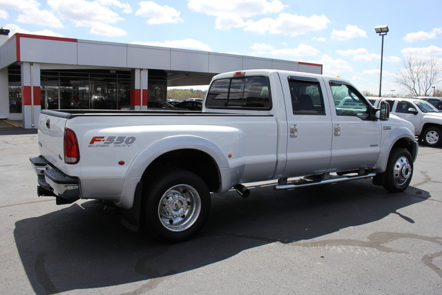 2006 Ford Super Duty F-550 DRW Lariat-BULLET-PROOFED-4X4 Mooresville , NC 8