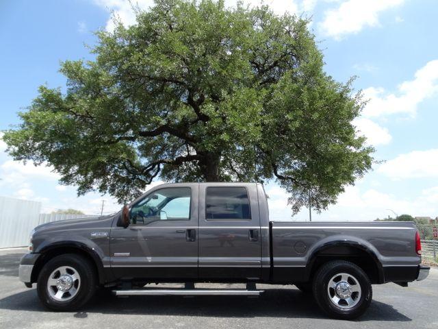 2006 Ford Super Duty F250 Crew Cab Lariat 6.0L Power Stroke Diesel   American Auto Brokers San Antonio, TX in San Antonio Texas