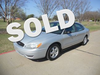 2006 Ford Taurus in Ft. Worth TX