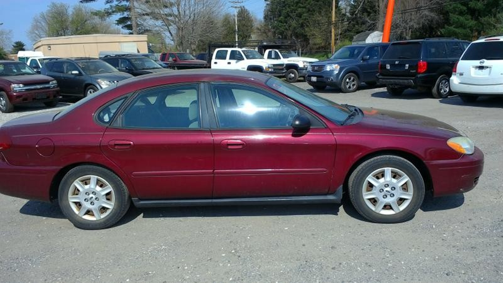 Public Auto Auction Md >> 2006 Ford Taurus SE city MD South County Public Auto Auction