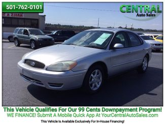 2006 Ford Taurus SEL | Hot Springs, AR | Central Auto Sales in Hot Springs AR
