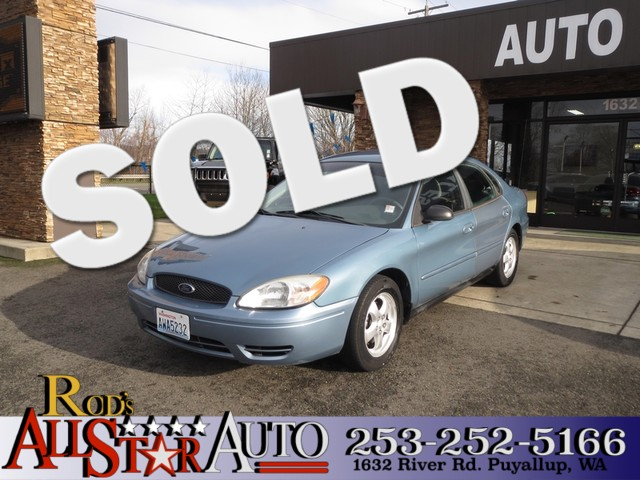 2006 Ford Taurus SE The CARFAX Buy Back Guarantee that comes with this vehicle means that you can