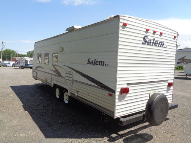 2006 Forest River Salem LE 27BH  city NY  Barrys Auto Center  in Brockport, NY