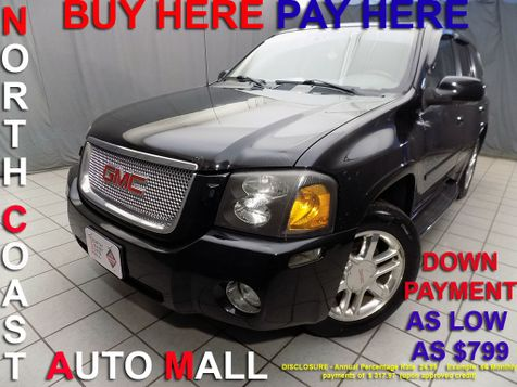 2006 GMC Envoy Denali As low as $799 DOWN in Cleveland, Ohio