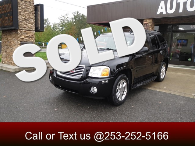 2006 GMC Envoy Denali The CARFAX Buy Back Guarantee that comes with this vehicle means that you ca