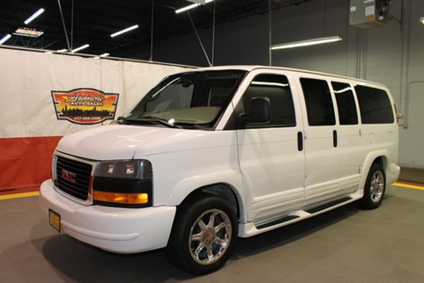 2006 GMC Savana Cargo Van YF7 Upfitter in West Chicago, Illinois