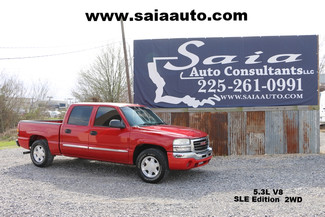 2006 Gmc Sierra 1500 Sle Crew Cab 2WD 5.3 V8 Ready To Geaux NO FLOOD TWO OWNER CLEAN CAR FAX | Baton Rouge , Louisiana | Saia Auto Consultants LLC-[ 4 ]