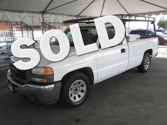 2006 GMC Sierra 1500 Work Truck Gardena, California