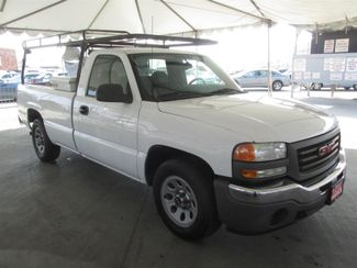 2006 GMC Sierra 1500 Work Truck Gardena, California 3