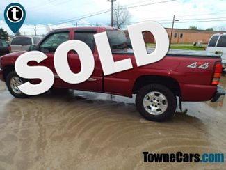 2006 GMC Sierra 1500 SLE1 | Medina, OH | Towne Auto Sales in Medina OH